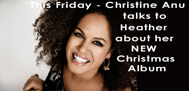 Christine Anu's New Christmas Album